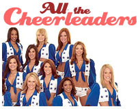 NFL cheerleaders 2007